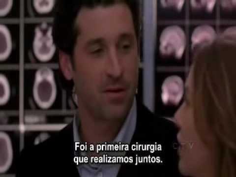 Derek Pedindo Meredith Em Casamento Greys Anatomy Youtube