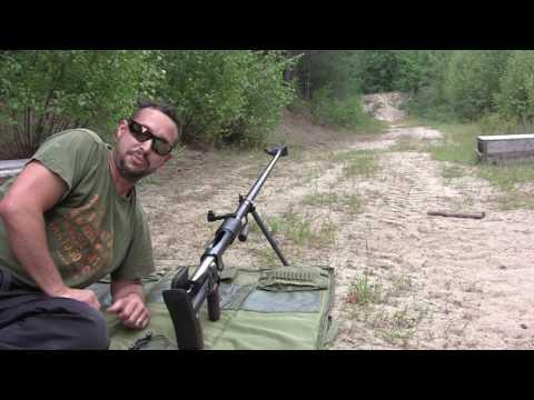 AR550 Vs 14.5mm Anti Tank Rifle