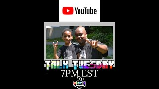 DYSG Talk Tuesday (1/12/21) #TalkTuesday #DonoAndDaddyShow