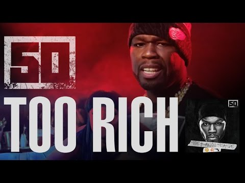 50 Cent  Too Rich  Music