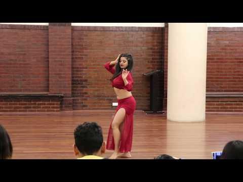 Belly dance | Mashallah- Ek Tha Tiger | Bollywood Belly dance | Sanditi Rao| MUDC Showcase 2018