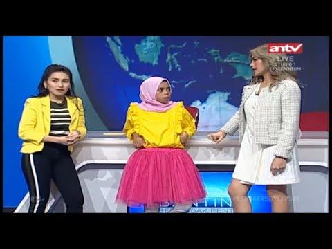 Nurani Ketemu Iqbal! Pesbukers Live ANTV 13 Juli 2018 Ep 5