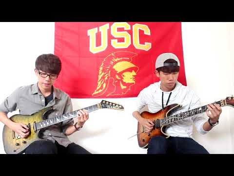 USC Trojans Fight Song Guitar Cover