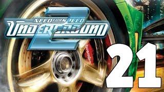 Need for Speed Underground 2 - Parte 21 - Las URL me odian
