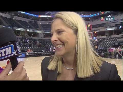 Brenda Frese Talks Semifinal Victory over Michigan State
