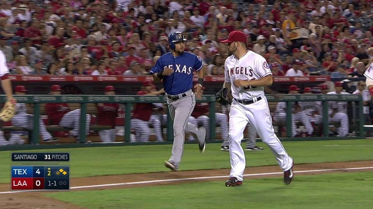 Odor spikes Simmons on slide; tempers flare