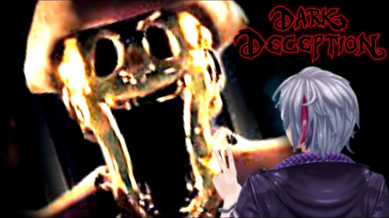 【Dark Deception】折 れ な い 心【不破湊/にじさんじ】