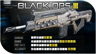 "THIS CLASS SETUP WILL IMPROVE YOUR KD RATIO in Black Ops 3! BEST ""M8A7"" ASSAULT RIFLE CLASS SETUP!"