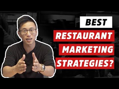Top 10 Restaurant Marketing Strategies That WORK in 2020 & Beyond   Start A Restaurant Food Business
