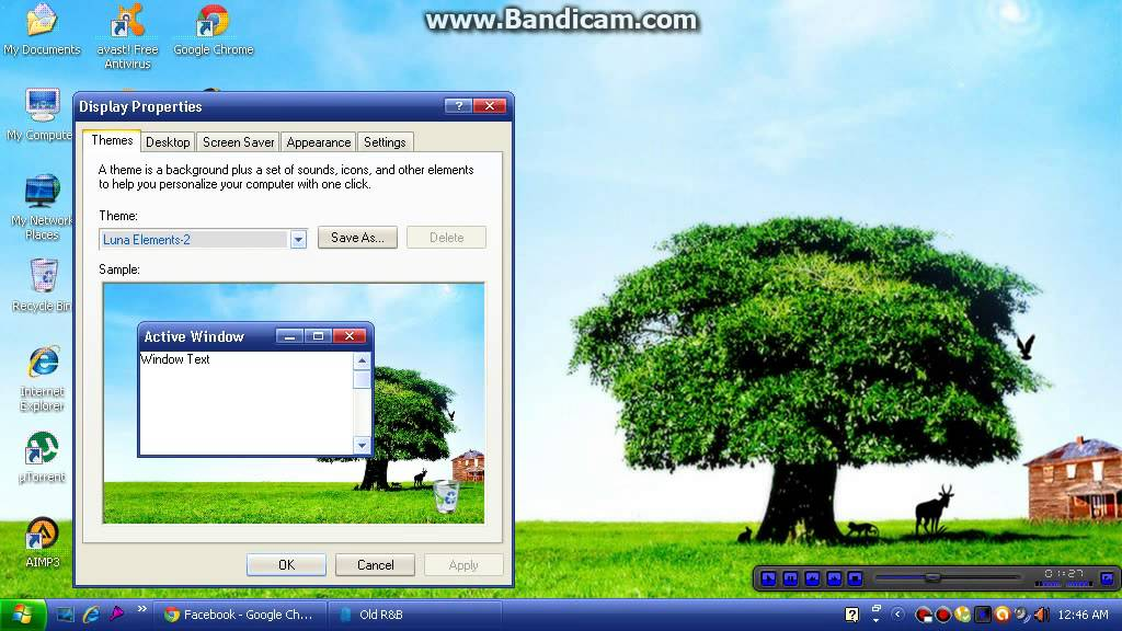Theme windows xp sp3 download free.