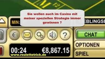🥈 Roulette Spielen Ohne Anmeldung Ohne Geld ☢️⭐ Krasse Geheimer Roulette Trick (UNBEDINGT ANSEHEN)
