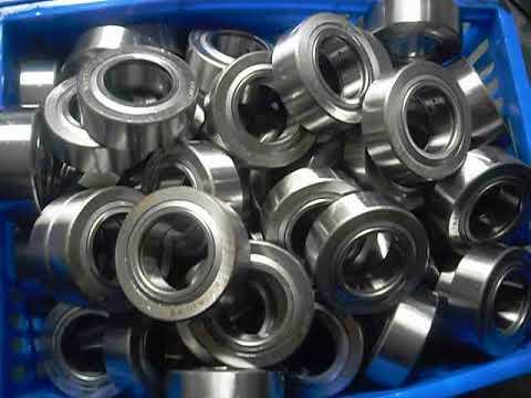 HXD yoke type track roller bearing NUTR50