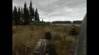 Dayz online Gameplay - CIA