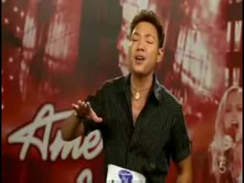 American Idol Paul Kim Youtube