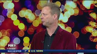 Steven C Christmas Together Fox 9 Interview
