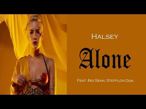 Alone - Halsey (Feat. Big Sean, Stefflon Don) (Tradução/Legendado)
