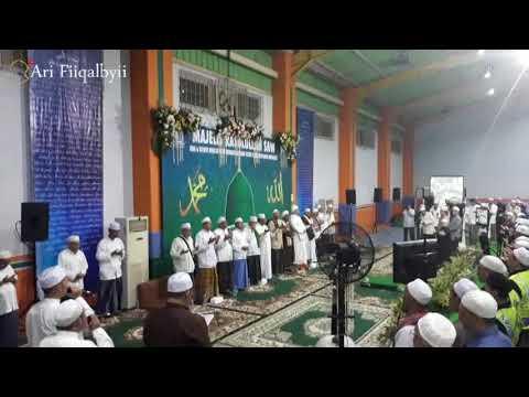 Hadroh Majelis Rasulullah Saw - Asyroqol Kaunubtihajan ( Mahalul Qiyam  )