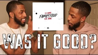 "LIL WAYNE (FEAT. DRAKE) - ""FAMILY FEUD"" REVIEW AND REACTION #MALLORYBROS 4K"