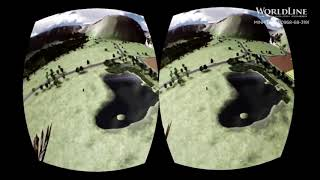 FLY AS BIRD VR (VIRTUAL REALITY) GAME 2019