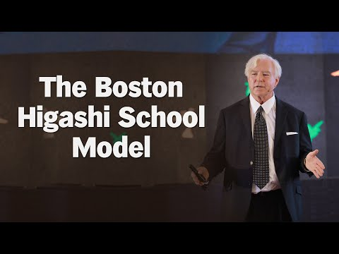 The Boston Higashi School Model | Ralph Sperry| International Autism Conference by CADRRE