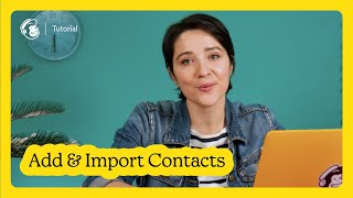 How to Add & Import Contacts to a Mailchimp Audience Using Excel or Google Sheets (March 2021)