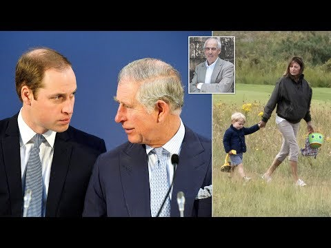 William's FURIOUS at Prince Charles' treatment for Kate's mum: New Book