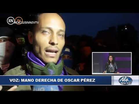"""ALO BN 16/01: EXCLUSIVA: FAMILIAR OSCAR PEREZ: """"LO MASACRARON Y MOSTRARON COMO UN TROFEO"""". SEG02"""