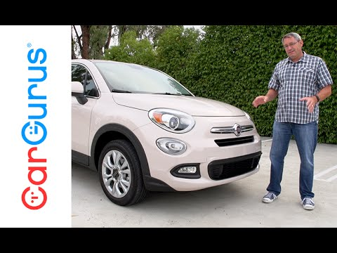 2016 Fiat 500X CarGurus Test Drive Review