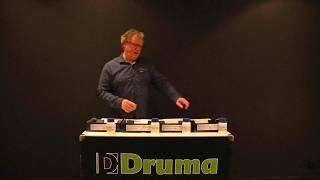 Druma DrumaPrint TFX systeem