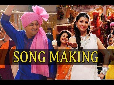Gulabachi Kali Song Making | Swwapnil Joshi & Tejaswini Pandit | TU HI RE Song