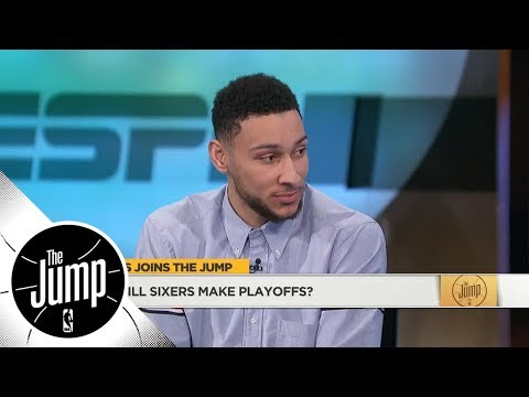 Ben Simmons on Joel Embiid: There's two sides of him | The Jump | ESPN