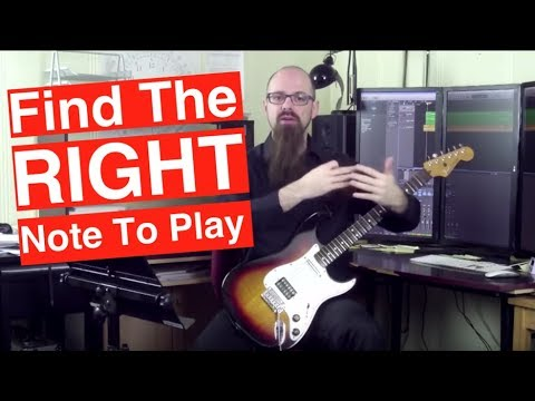 How To Make Chord Tone Soloing Easier