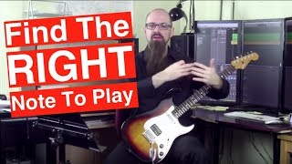 Gambar cover How To Make Chord Tone Soloing Easier