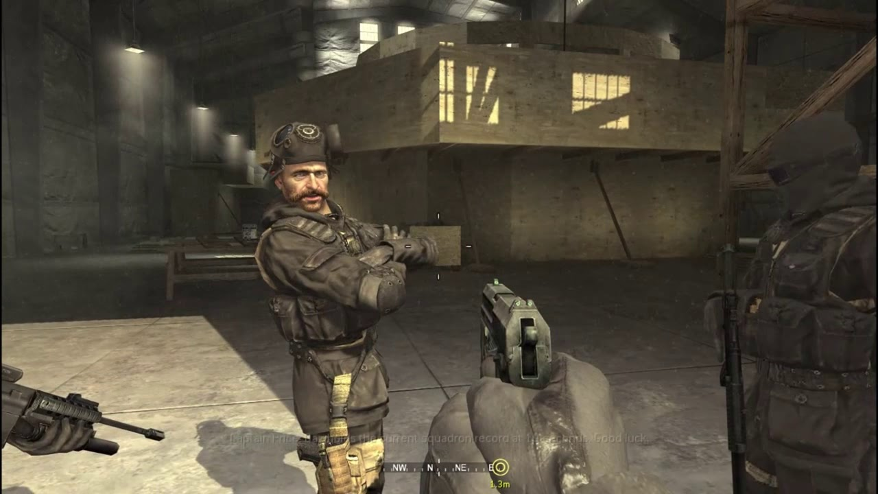 Call Of Duty 4 Modern Warfare Fng Tutorial Youtube