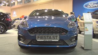 Ford Fiesta ST 5D 1.5 EcoBoost 200 PS M6 (2020) Exterior and Interior