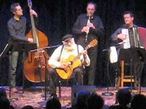 Theodore Bikel at the Freight and Salvage