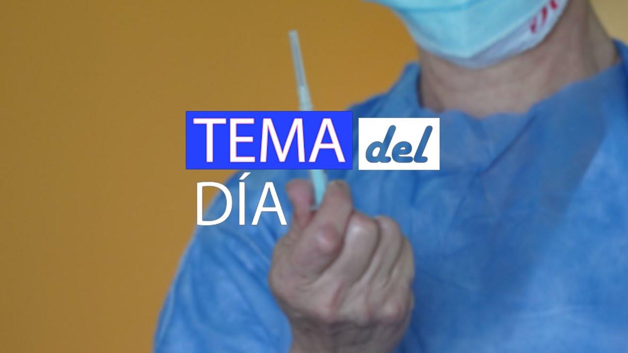 Tema del Día - Comenzaron a vacunar a abuelos en los hogares de ancianos