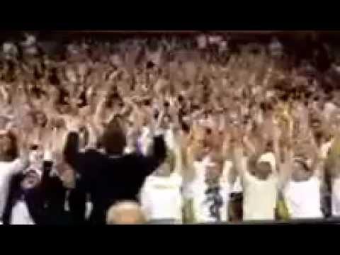 Lynnfield High School Fan Section Roller Coaster @ TD Banknorth Garden