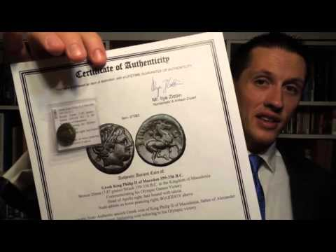 Rare Ancient World Old Money Coins