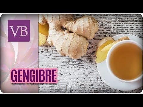 Benefícios e Propriedades do Gengibre + Receitas - Você Bonita (07/07/17)