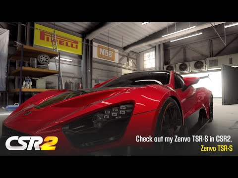 【CSR2】TSR-S, shift & tune for 7.173