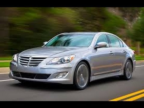 2013 Hyundai Genesis Test Drive Review by Average Guy Car Reviews