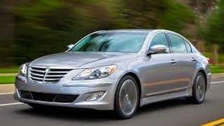 2013 Hyundai Genesis Test Drive/Review by Average Guy Car Reviews