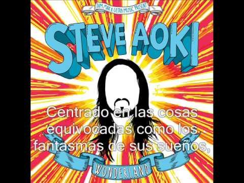 Steve Aoki, Kid Cudi, Travis Barker - Cudi The Kid (Subtitulada)