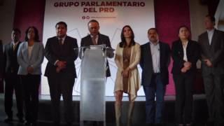 Pascual Sigala logró la aprobación unánime de acuerdos e iniciativas