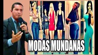 Pastor Carlos Rivas - fuerte mensaje , MODAS MUNDANAS