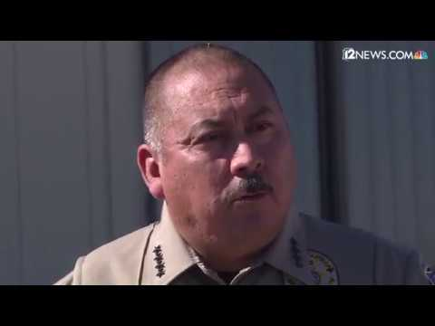 Hualapai PD holds press conference on Grand Canyon helicopter crash