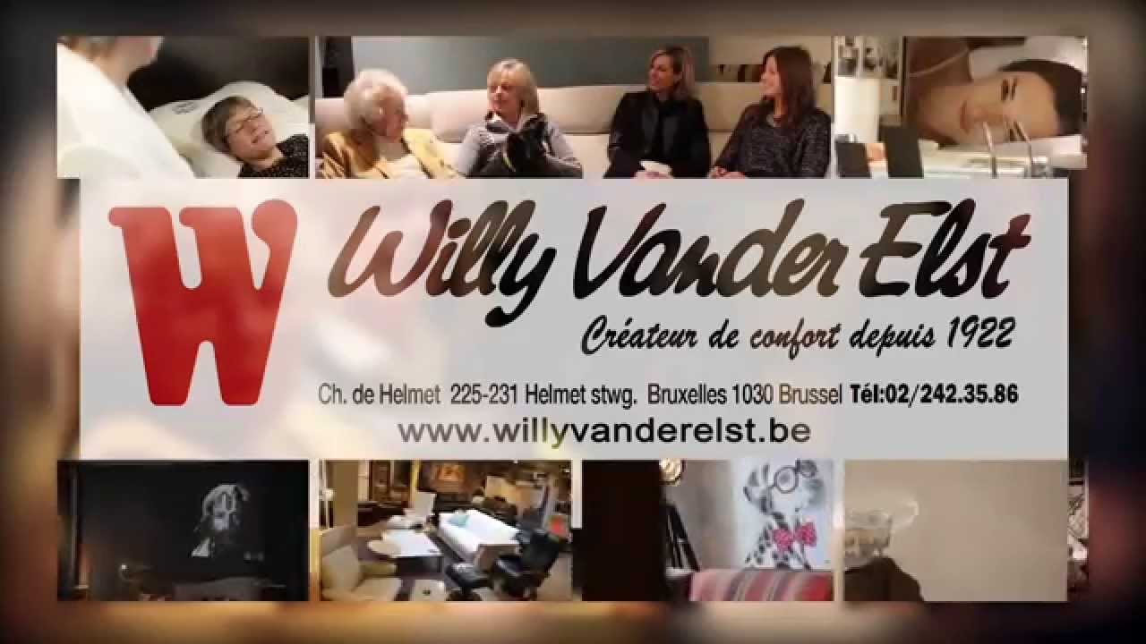 Pub Meubles Belot Meubles Willy Vander Elst Spot Publicitaire 2015