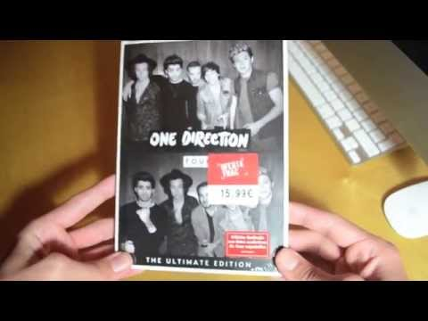 One Direction - FOUR - The Ultimate Edition (Unboxing & Review)