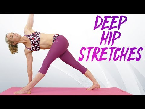 Safe Beginners Yoga with Lindsey | Fast Lower Back Pain Relief & Flexibility Deep Hip Stretch